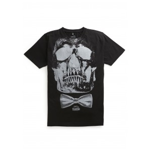 Skull and Bow T-Shirt