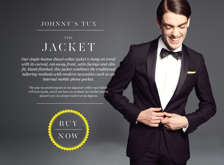 Johnny's Tux